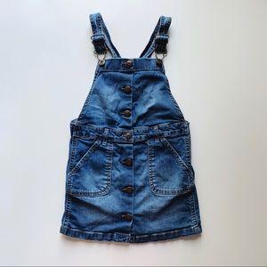 OshKosh B'Gosh • Toddler Denim Overall Skirt